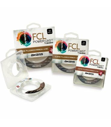Fluorocarbon Akami FCL Power Cast