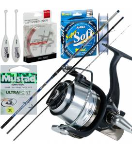 More about Combo Surfcasting Tica Impulse