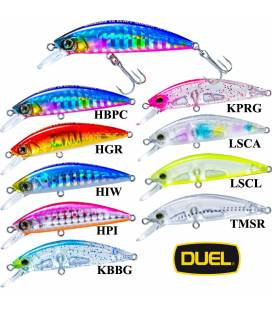 More about Duel Light Game Heavy Minnow