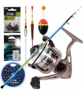 More about Equipo Pesca Corcheo