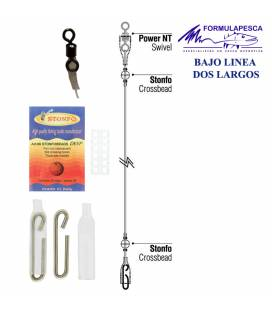 More about Bajo Surfcasting 2 Largos