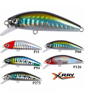 peces artificiales agile minnow pesca spinning rockfishing
