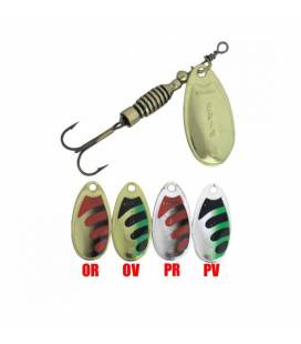 Cucharillas Evia Stripe 8B PACK 5
