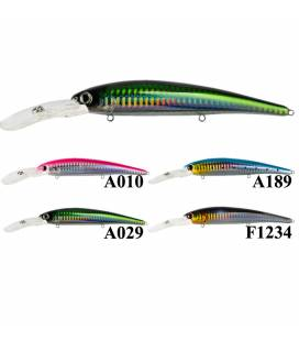 More about X-Way Crust Minnow