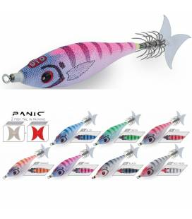More about DTD Panic Fish