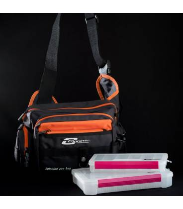 cinnetic spinning pro bag