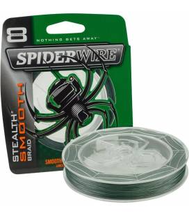 Spider Stealth smooth 8 Moss Green