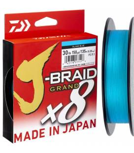 Daiwa J-Braid x8 Blue