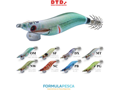 Jibioneras DTD Wounded Fish