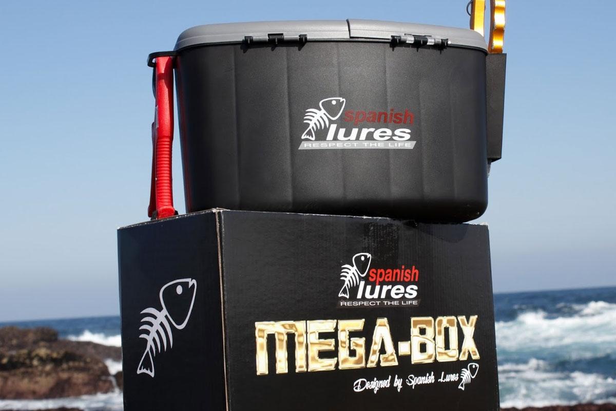 mega box spanish lures