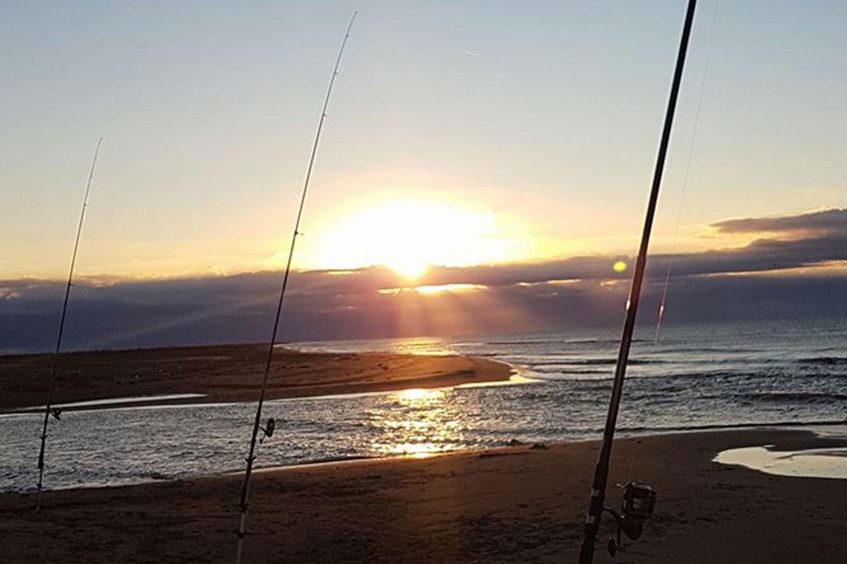 la aficion a la pesca