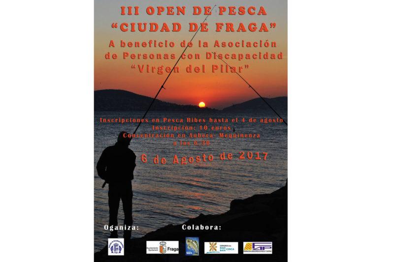 open de pesca fraga