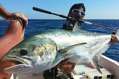 palometon pesca spinning