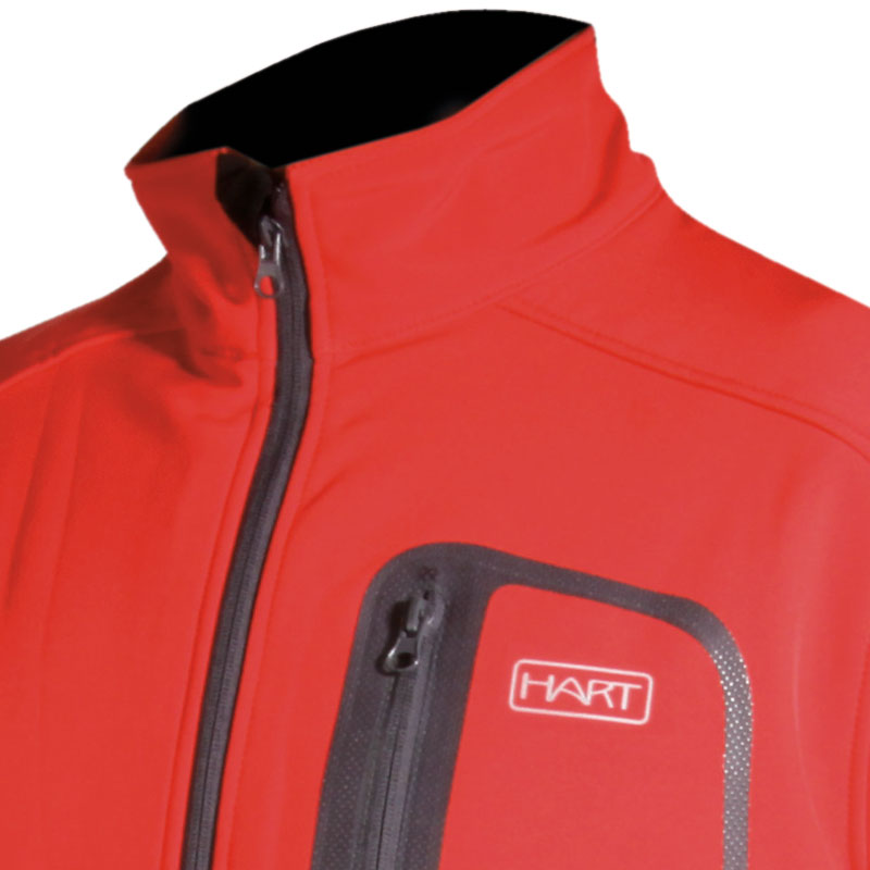 chaqueta de pesca hart
