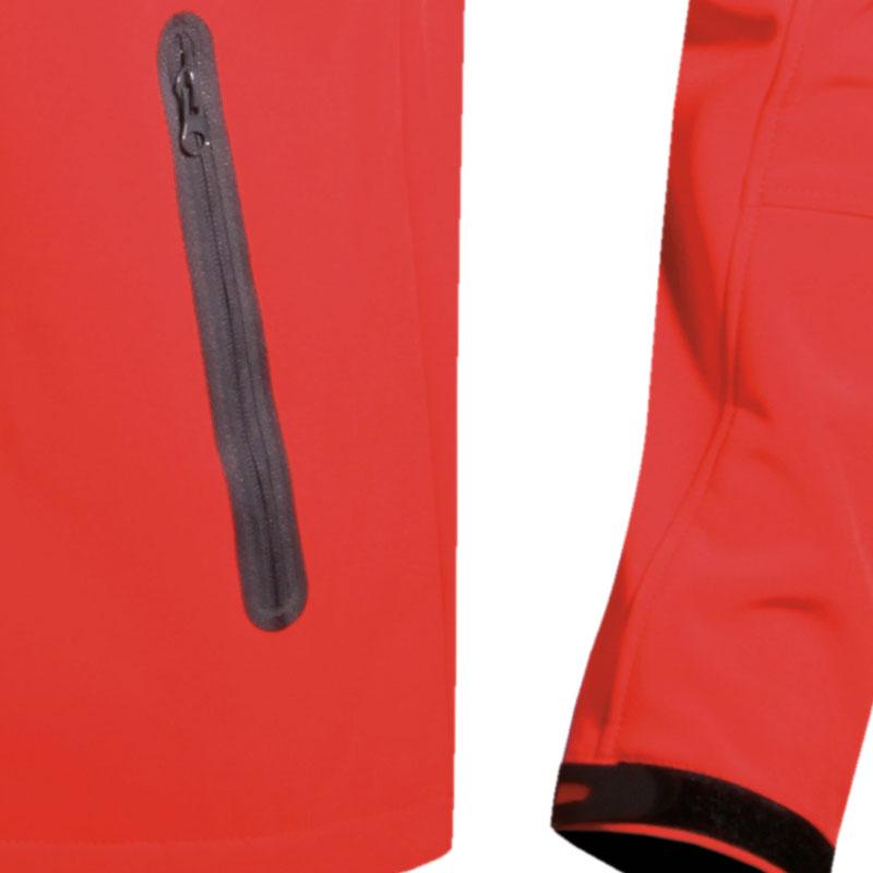 chaqueta de pesca hart soft shell