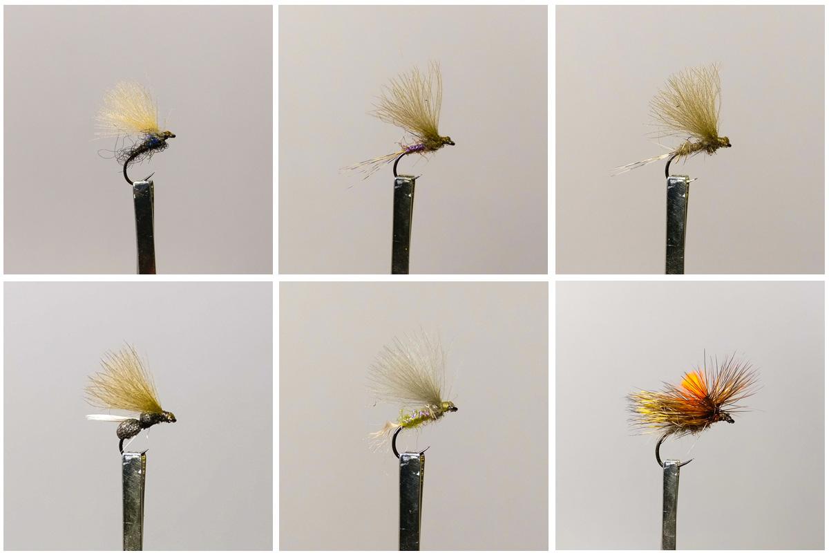 moscas para pescar truchas