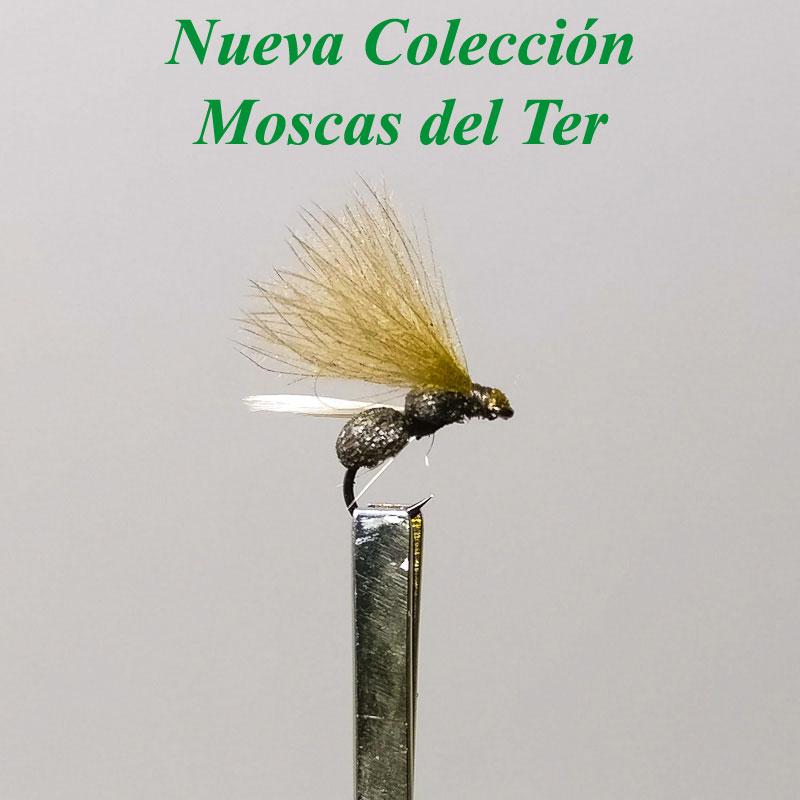 mosca seca hormiga alas