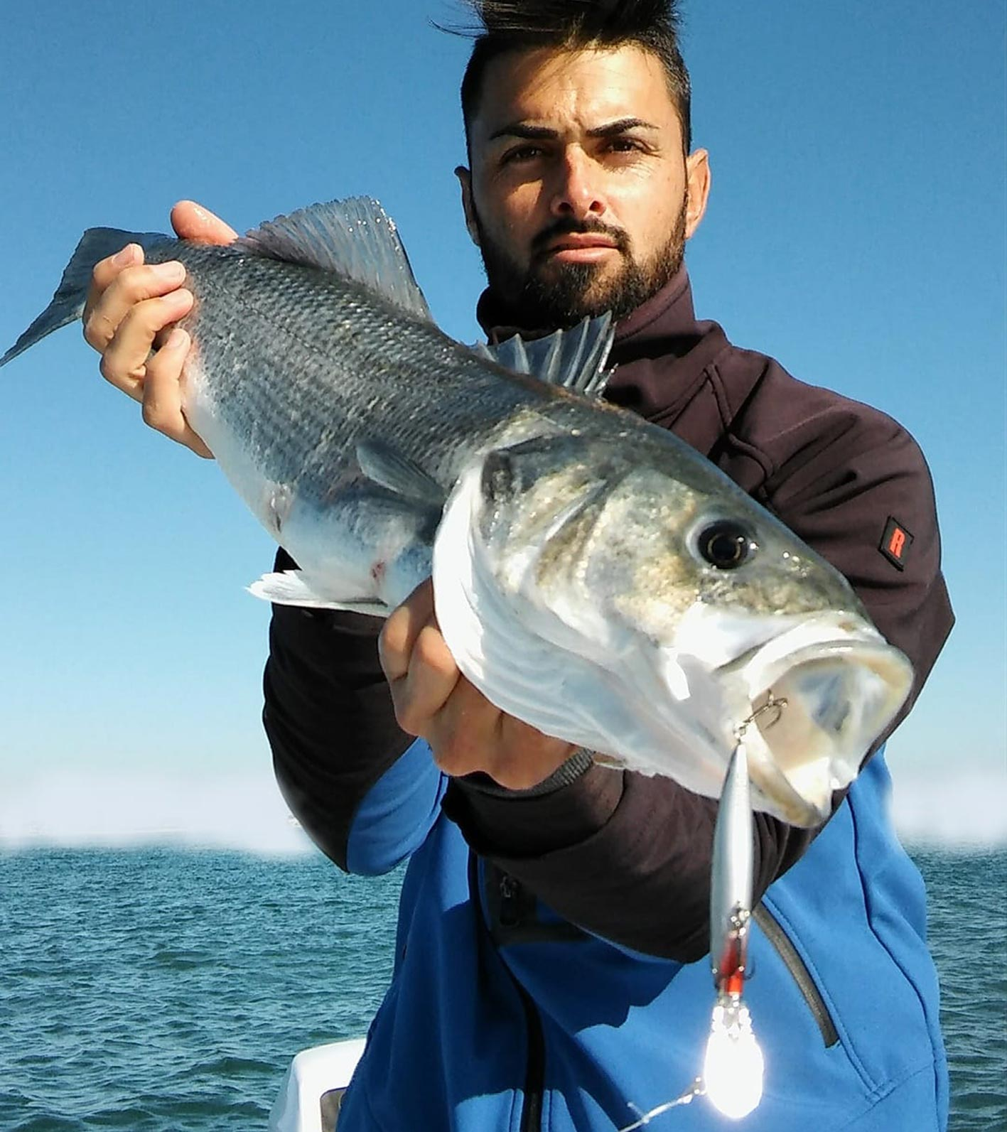 pesca del robalo peces spanish lures
