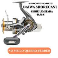 daiwa shorecast 5000