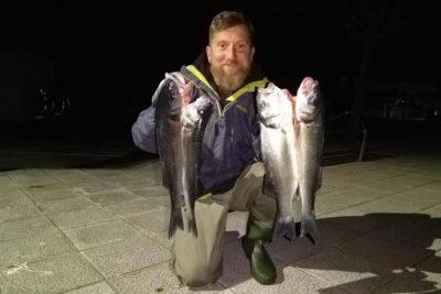 pescar lubinas vizcaya