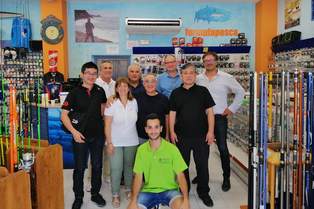 tienda pesca daiwa
