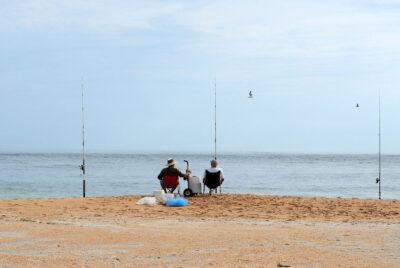 pesca invierno surfcasting